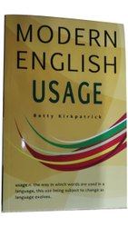 Modern English Usage Book