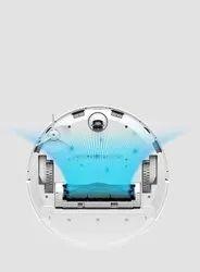 Viomi S9-UV Robot Vacuum-Mop, UV地板消毒器,3L垃圾桶,250 Ml水箱,MiHome App(白色)