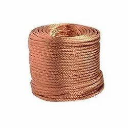 Copper Braided Rope