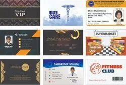 CUSTOMIZED PVC CARDS