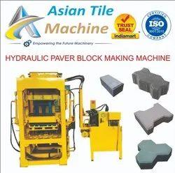 Hydraulic Interlocking Block Making Machine