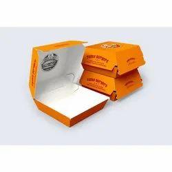 Burger Box Printing Service