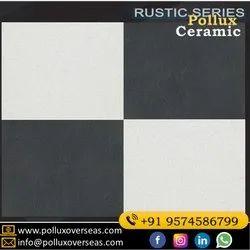 Vitrified Car Parking Flooring Tiles, Thickness: 10 - 12 Mm, Size: Medium