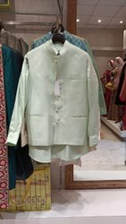 2-Piece Suit Sadri Jacket Mens Designer Waistcoat