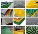 Fiber Glass Roof Walkways