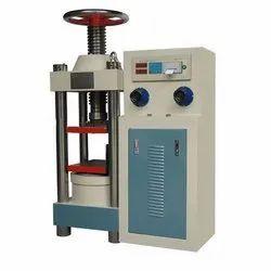 Cement Aluminia/Silica/Iron Percentage Concrete Testing Machine