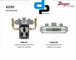 Series 629C Wet/Wet Differential pressure Transmitter