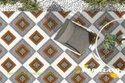 Ceramic Porcelain Floor Tiles, Thickness: 8 - 10 Mm, Size: Large
