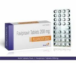 Favicut Favipiravir 200 Mg Tablet