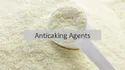 Anti Caking Agents E500 to E599