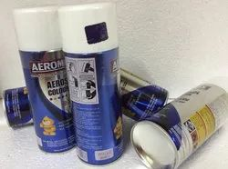 Metallic Violet Blue Color Aerosol Spray Paint - Aeromix Brand