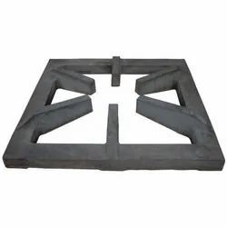 Square Pan Support