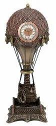 Hot Air Balloon Home Decor Steampunk Watch