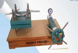 Sheet Press (Hydraulic Type)