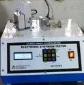Stiffness Tester (Electronic Type)