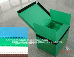 PP CORRUGATED FOLDABLE BOX