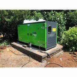 35 kVA Kirloskar DG Set