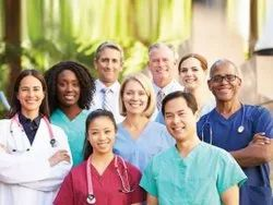 Hospital staff placement consultant