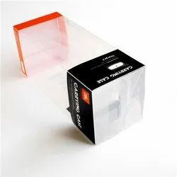 Printed Pvc Box
