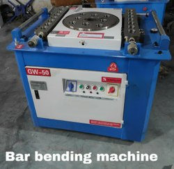 Reinforcement Bar Bender