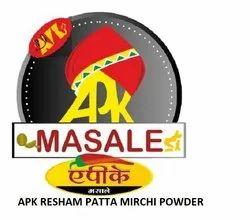 Mild Spicy APK Resham Patta Mirchi Powder (100gm Pp Bag)