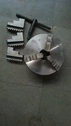 6 Inch Stainless Steel SANOU TRUE CHUCK 6