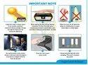100 LED Solar Lights For Garden LED Security Lamp