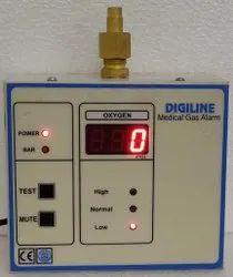 Oxygen Alarm