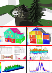 Energy Simulation Services, Building Sector