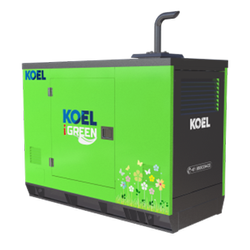 Kirloskar Three Phase 20 kVa Water Cooled Diesel Generator