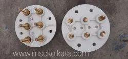 MSCKOLKATA Terminal Plate For Various Type Of Electric Motors, 80 * C, Stud