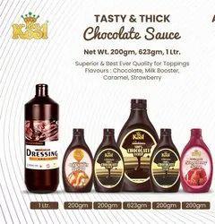 Mr.kool Round Chocolate sauce, Country Of Origin: India, Packaging Type: 1kg