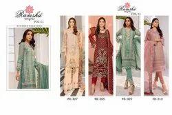 ANK Enterprise Heavy Georgette Designer Party-Festival Wear Salwar Kameez