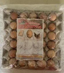 Light Brown 210 Piece Indbro Desi Aseel Eggs, For Mess And Household, Packaging Type: Carton