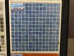 Italia Glass Mosaic Tiles, For Swimming Pool Tiling, Thickness: 4 mm
