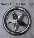 5inch Stainless Steel Star Ring Railing Design