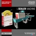 L- Sealer Machine For Wire And Cable