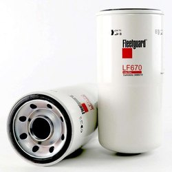 LF670- Fleetguard Lube Oil Filter 3889310 Cummins