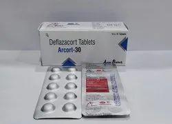 Deflazacort 30 Mg Tablet