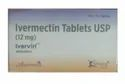Ivervirl Ivermectin 12mg Tablets