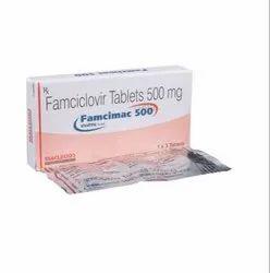 Famciclovir Famcimac 500mg Tablets