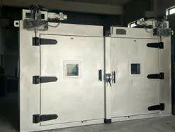 500-600 Deg C Industrial Baking Oven, Capacity: 2000-3000 Kg