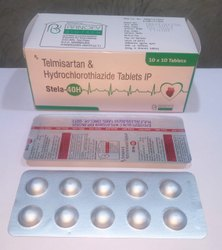 Telmisartan 40mg & Hydrochlorothiazide 12.50mg Tablet