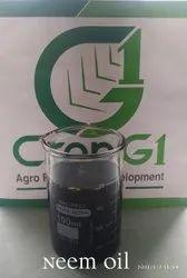 CropG1 Cold Pressed Neem Oil