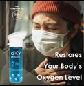 Portable Oxygen Can - Oxy Boost