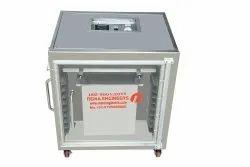 VERTICAL CHAMBER DOOR TYPE VACUUM PACKING MACHINE