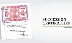 Legal Succession Certificate