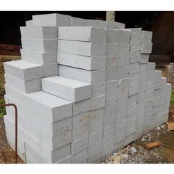 mmi Cement Weightless Blocks, For Side Walls, Size: 24x6x8 in