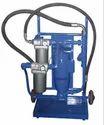 DMT Hydraulic Oil Filtration Machine