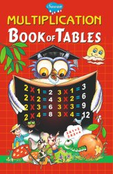 Multiplication Book of Tables
